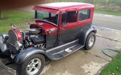 1929 Ford Model A Coupe - Sold!