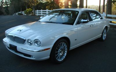 2007 Jaguar XJ XJ8 L 4 DR. Sedan