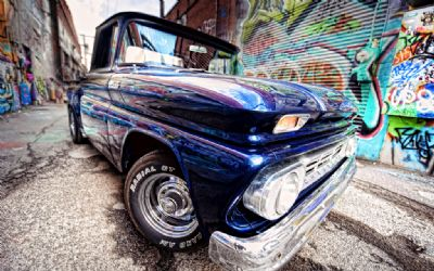 1962 Chevy C10 Short BED Step-Side