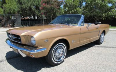 1964 Ford Mustang 1964.5