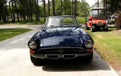 1966 Sunbeam Tiger Conv