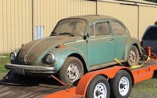 1974 Volkswagen California BUG